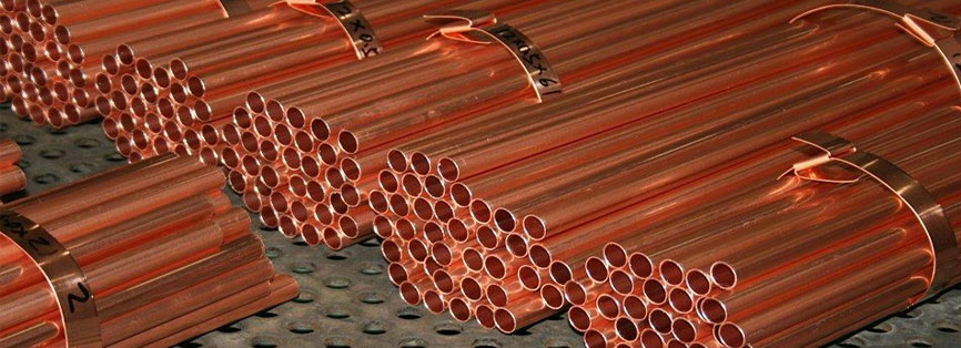 Cupro Nickel 90/10 Seamless Tube, Cu-Ni 90/10 Welded Tube, Cupro Nickel 90/10 Seamless Pipe, Cu-Ni 90/10 Welded Pipe Suppliers in Mumbai, India