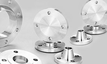 Duplex Steel Flanges Suppliers in India