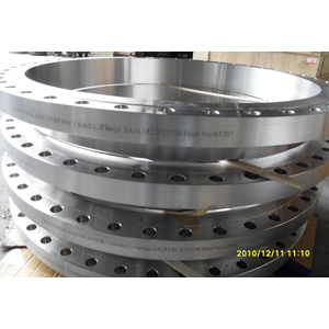 ASTM A216 Stainless Steel Weld Neck Flange, RF