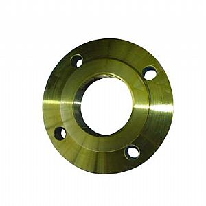Carbon Steel Thread Flange, RF, Golden, PN150