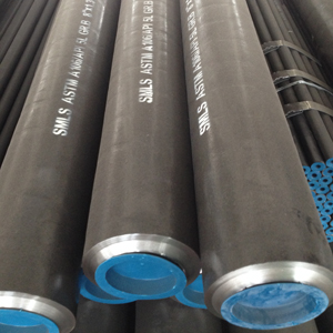 ASME/ANSI B36.10 Seamless Pipe, 8 Inch, BE Suppliers India