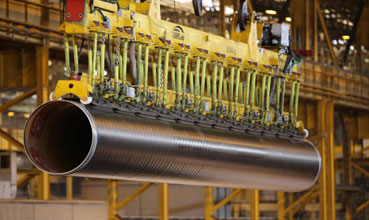 API 5L Grade B SSAW Pipe, DN2100, 12M Suppliers