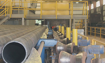 ASME B36.10 LSAW Pipe, API 5L, SCH XS, DN450 Suppliers