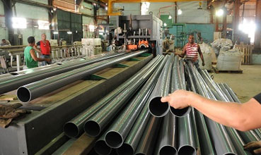 SS ERW Pipe, ASTM A312 TP304, SCH 10S, 8 Inch Suppliers