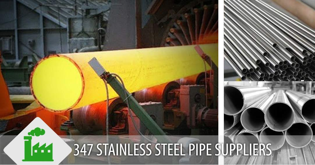 ASTM A312 TP347 Stainless Steel Pipe