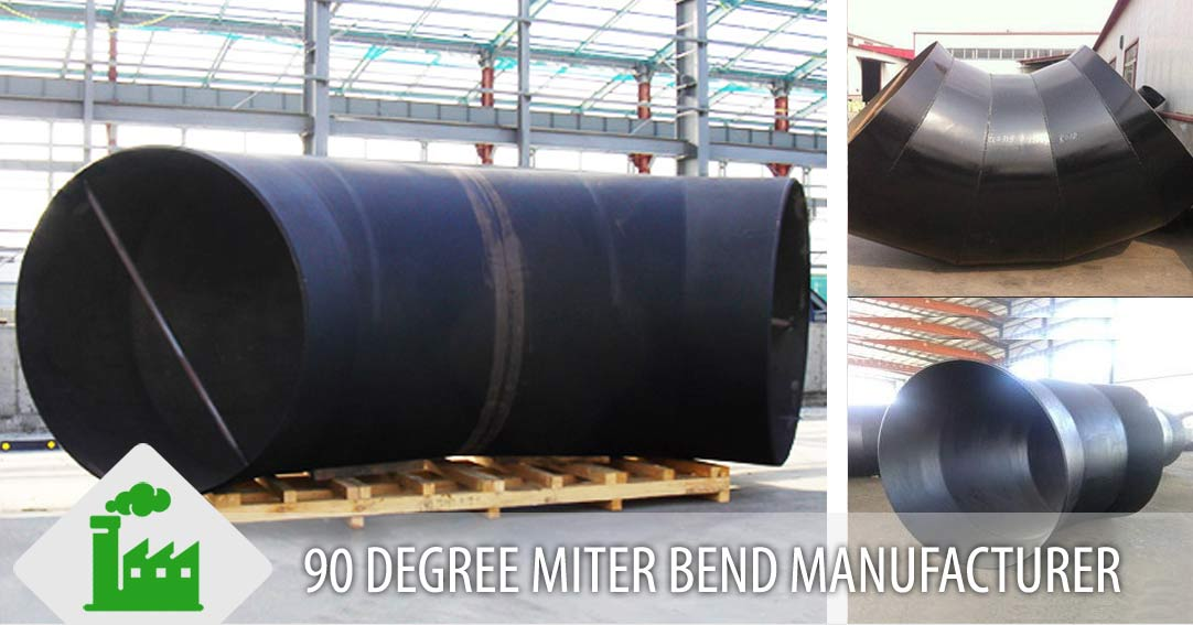 90 Degree Miter Bend manufacturer in India