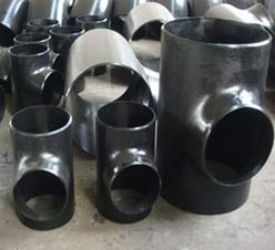 Grade WPB Asme B16.9 Pipe Tee Fittings