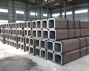 Alloy Steel Square hollow section