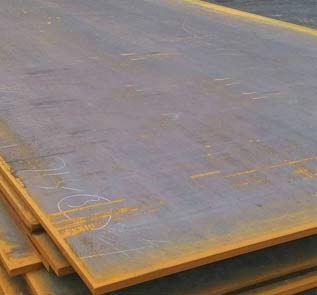 API 2Y Gr 50 offshore Plate