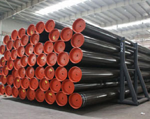 Grade 6 ASTM A333 Low Carbon Seamless Pipes