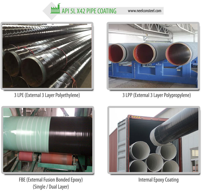 API 5L X42 Pipe, X42 PSL1/ PSL2 ERW and Seamless pipe suppliers