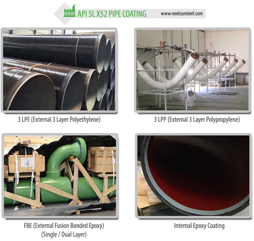 API 5L X52 pipe, X52 PSL 2 / PSL1 erw and seamless pipe supplier