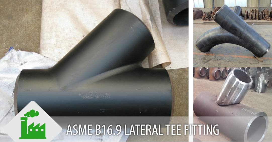 Lateral Tee manufacturers in India