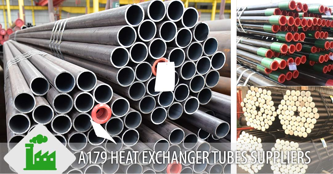 ASTM A179 Heat Exchanger Tubes Supplier