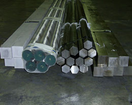 EN 10294-1 Grade E355+N Hexagonal Bar