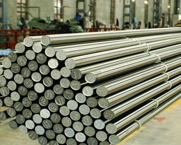 EN 10294-1 Grade E355+N Carbon Steel Polished Round Bar