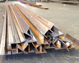 Carbon Steel EN 10294-1 E355+N T-Bar