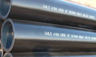 Carbon Steel A106 Grade B Pipe Suppliers in India