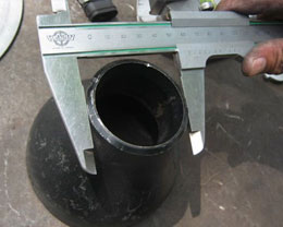 Carbon Steel Buttweld Reducer