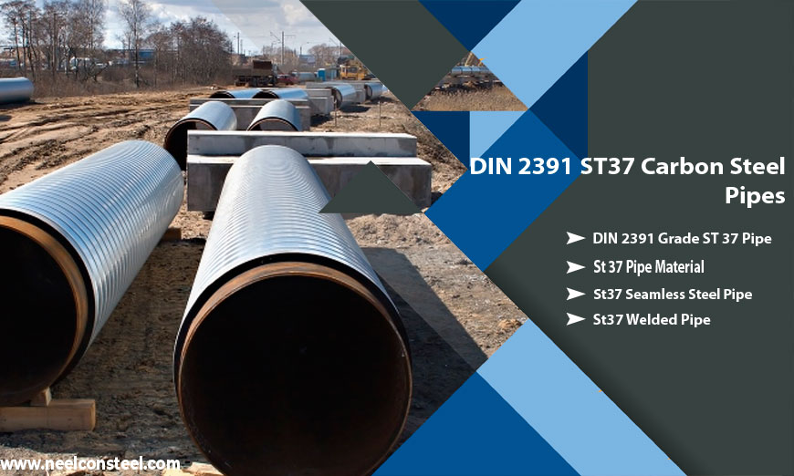 DIN 2391 ST37 Carbon Steel Pipe