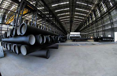 Jindal Ductile Iron(DI) Pipes