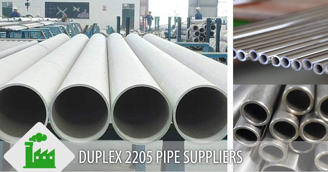 Duplex 2205 Pipe Suppliers