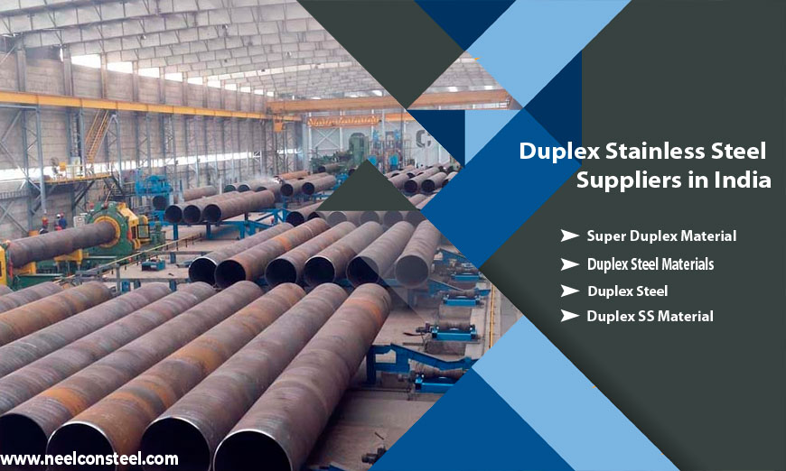 Duplex Stainless Steel suppliers in India