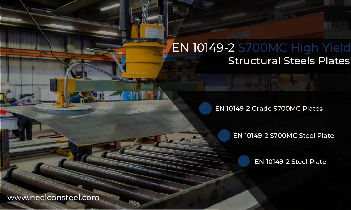 EN 10149-2 S700MC High Yield Structural Steels Plates