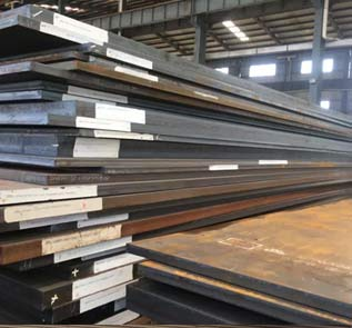 S355G10+M Structural Steel Plate