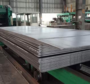 S355G2+N Structural Steel Plate