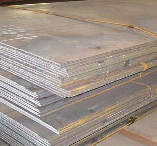 S355g3+N Structural Steel Plate