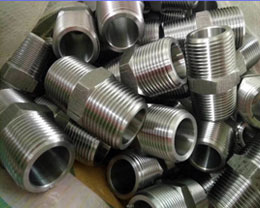 C276 Alloy Forged Pipe Fittings
