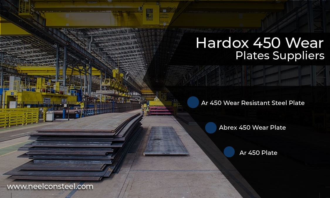 Hardox 450 Wear Plate Suppliers