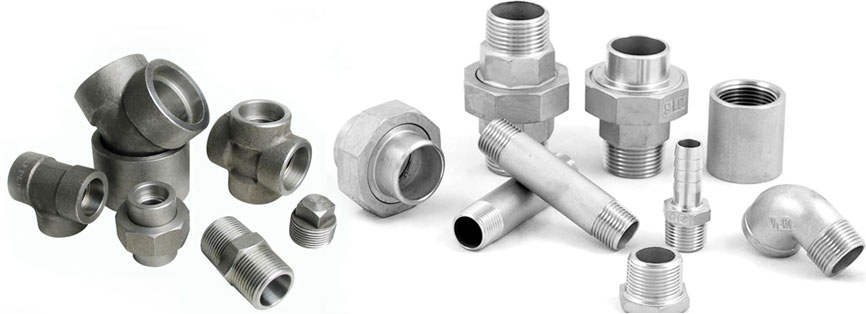 Inconel Forged Fittings Suppliers in Mumbai, India