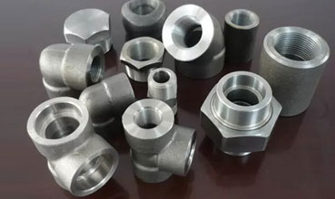 Inconel Forged Fittings Suppliers in India