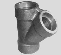 Lateral Tee Socket Weld