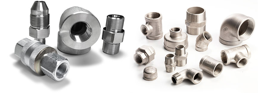 Monel Forged Fittings Suppliers in Mumbai, India