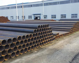 IS 3601 Carbon Steel ERW Pipe