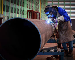 IS 3601 WT 210 Carbon Steel Welded Pipe