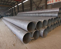 Welded Carbon Steel IS 3601 Tubes