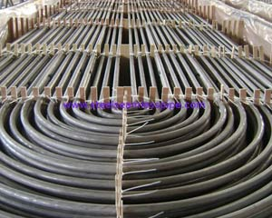 ASTM A312 SS TP347 U Shaped tubing