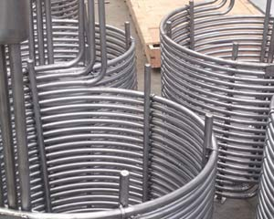Stainless Steel 347 Coiled Tubing