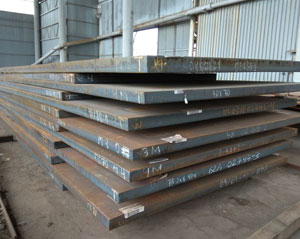 High yield EN10025 Grade S690 QL Plates
