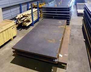 S690 QL EN 10025–6 Hot Rolled Heavy Plates