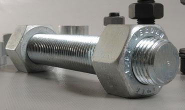 Stainless Steel Nut Bolts/Inconel/Monel/Hastelloy/Titanium