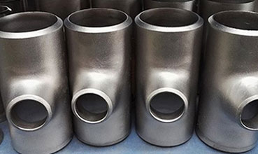Buttweld Pipe Tee Suppliers in India