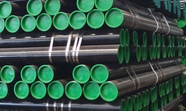 Seamless Carbon Steel Pipes, ASTM & API Standard Suppliers